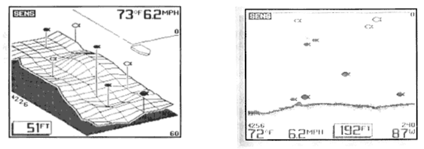Page 34 of Humminbird Fish Finder Wide 3D Vision User