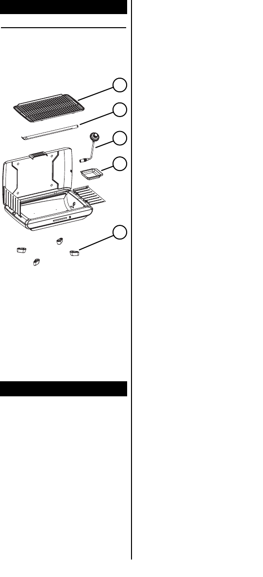 Page 17 of Coleman Gas Grill 9924 Series User Guide