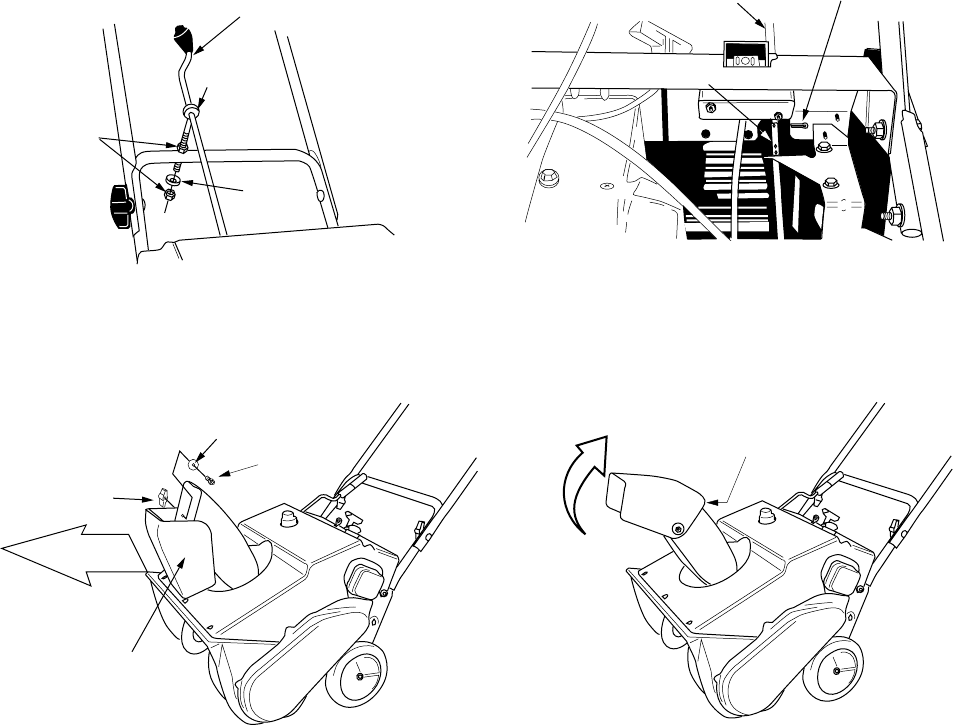 Page 8 of Yard Machines Snow Blower 140 User Guide