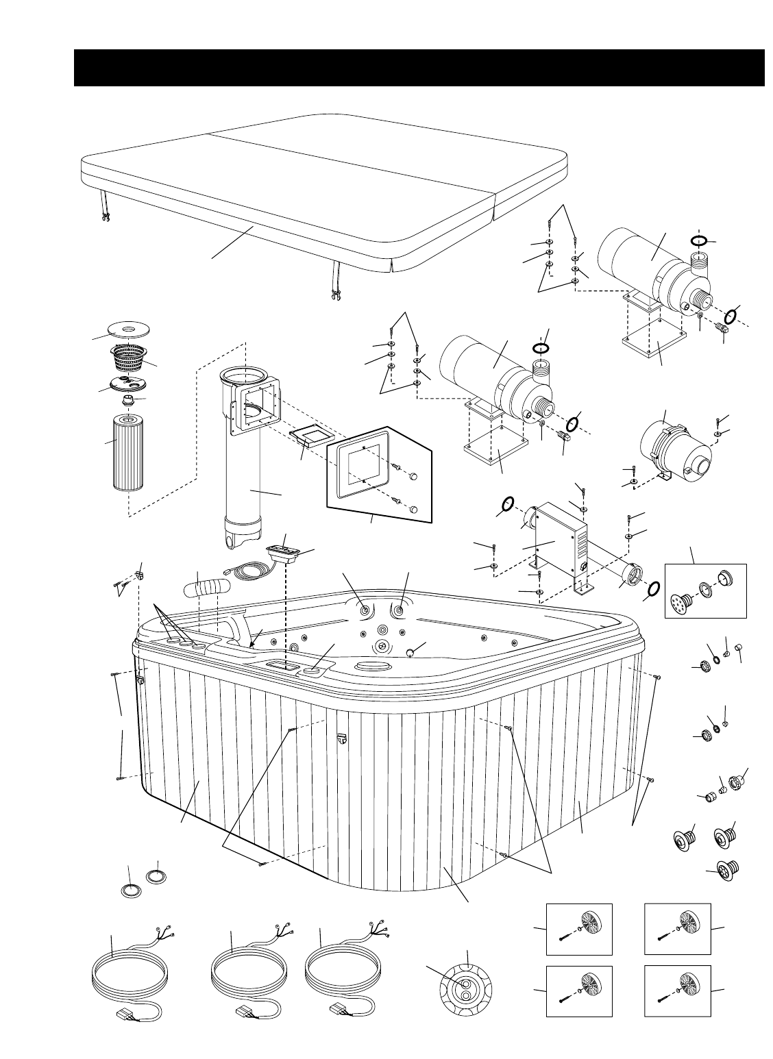 Jacuzzi Hot Tub Owners Manual
