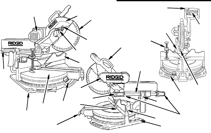 Ridgid 12 Compound Miter Saw Manual