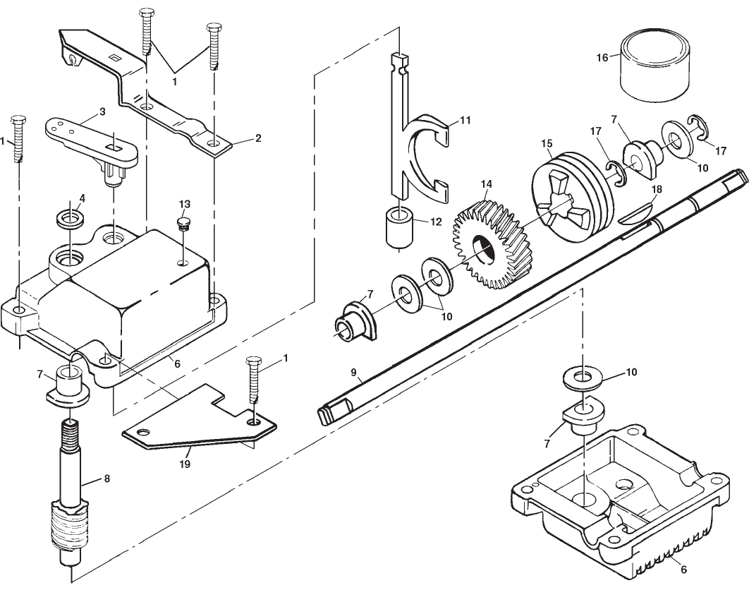 Page 6 of Electrolux Lawn Mower 5553SD (PM5553HW3A) User