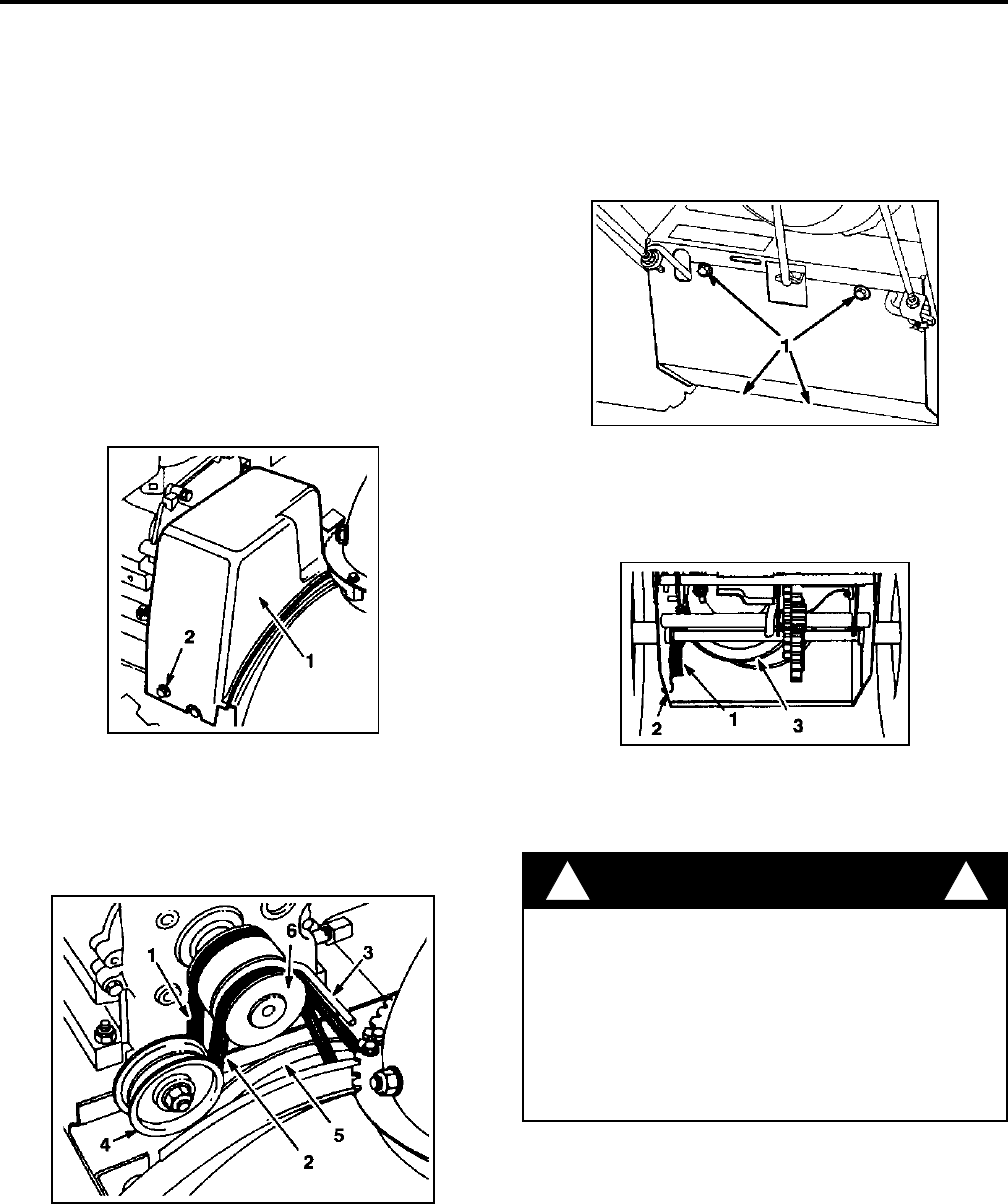 Page 23 of Toro Snow Blower 38065 User Guide