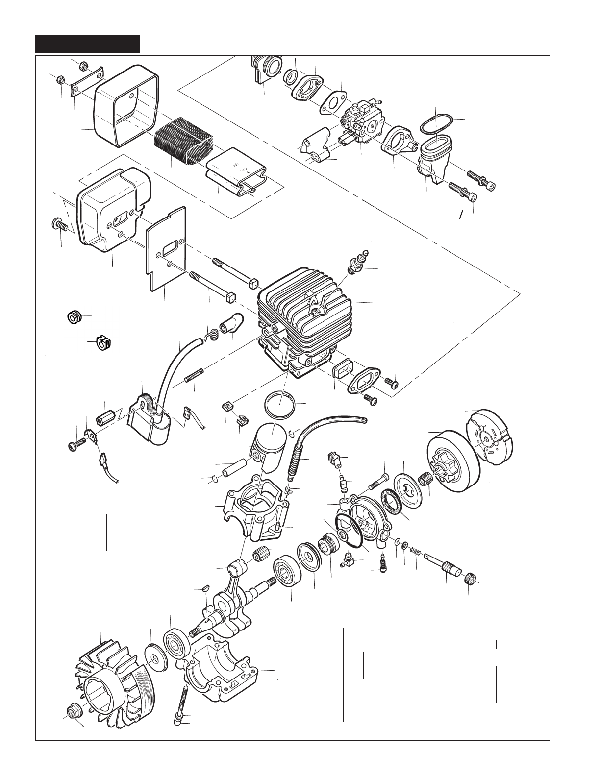 Page 4 of McCulloch Chainsaw ELP-3500 User Guide