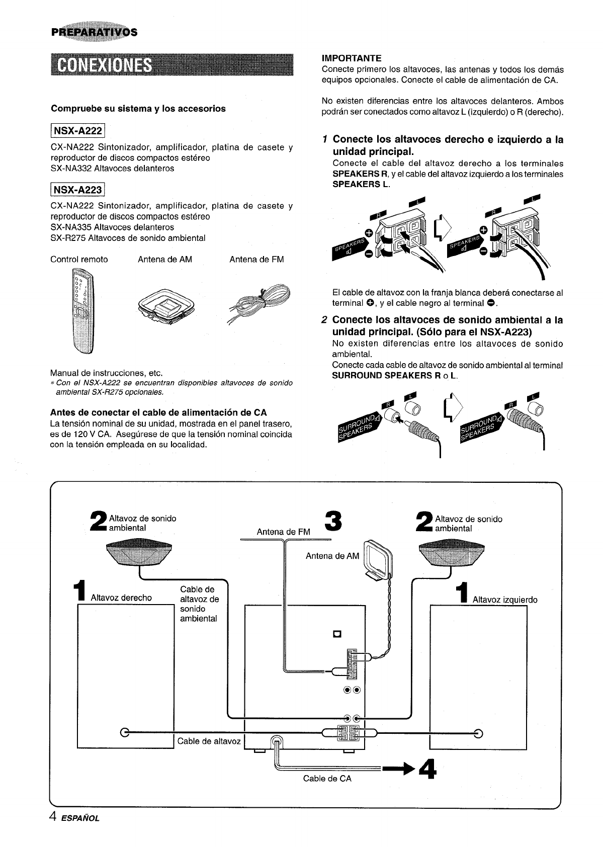 Page 24 of Aiwa CD Player CX-NA222 User Guide