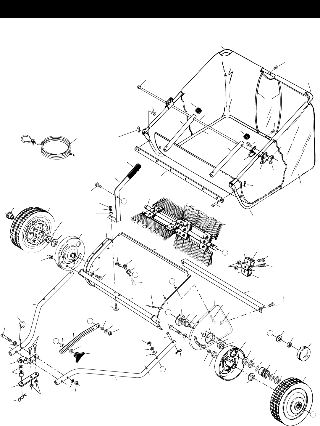 Page 10 of MTD Lawn Sweeper 190-459A-100 User Guide