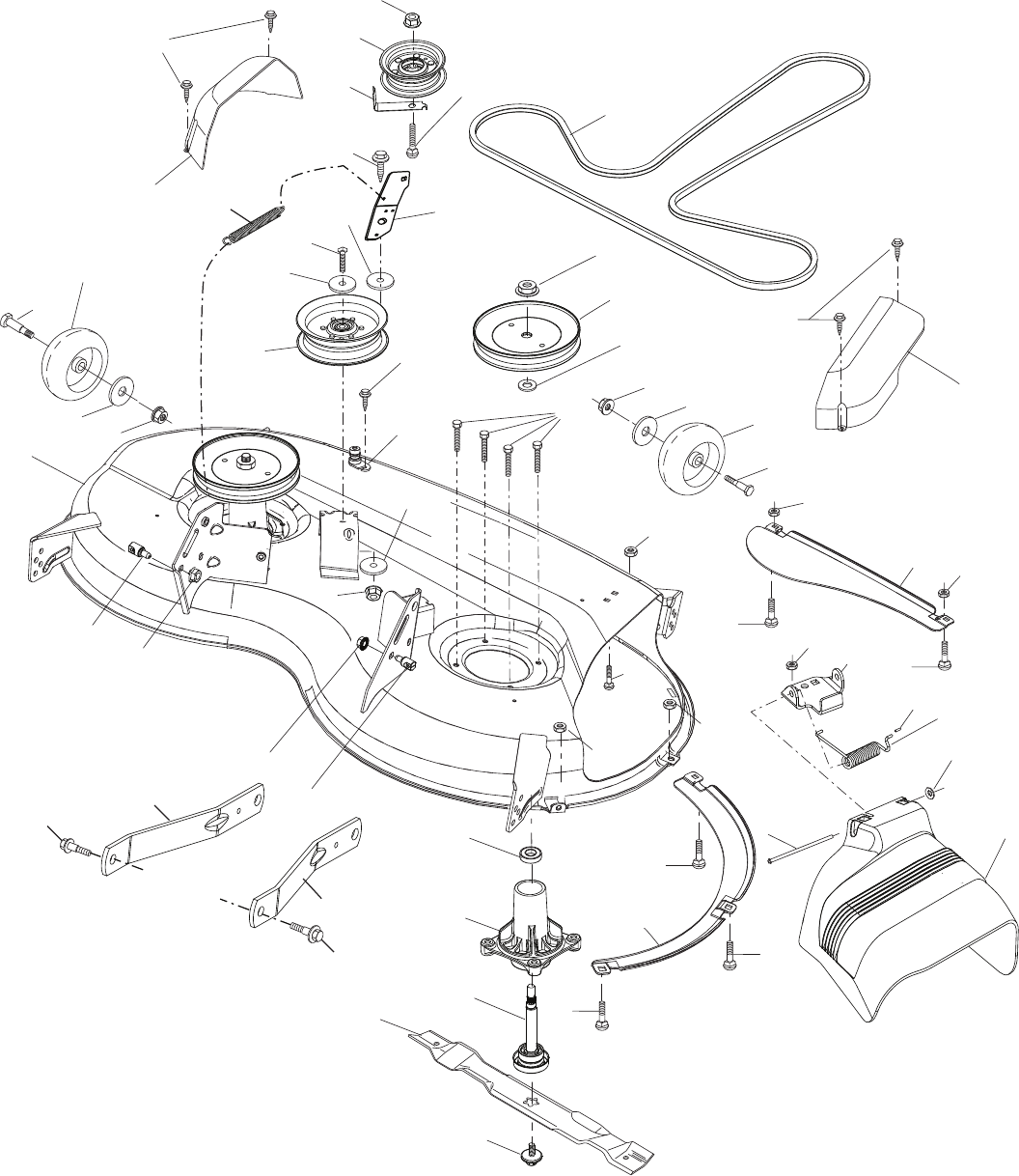 Page 40 of Husqvarna Lawn Mower 2246LS User Guide