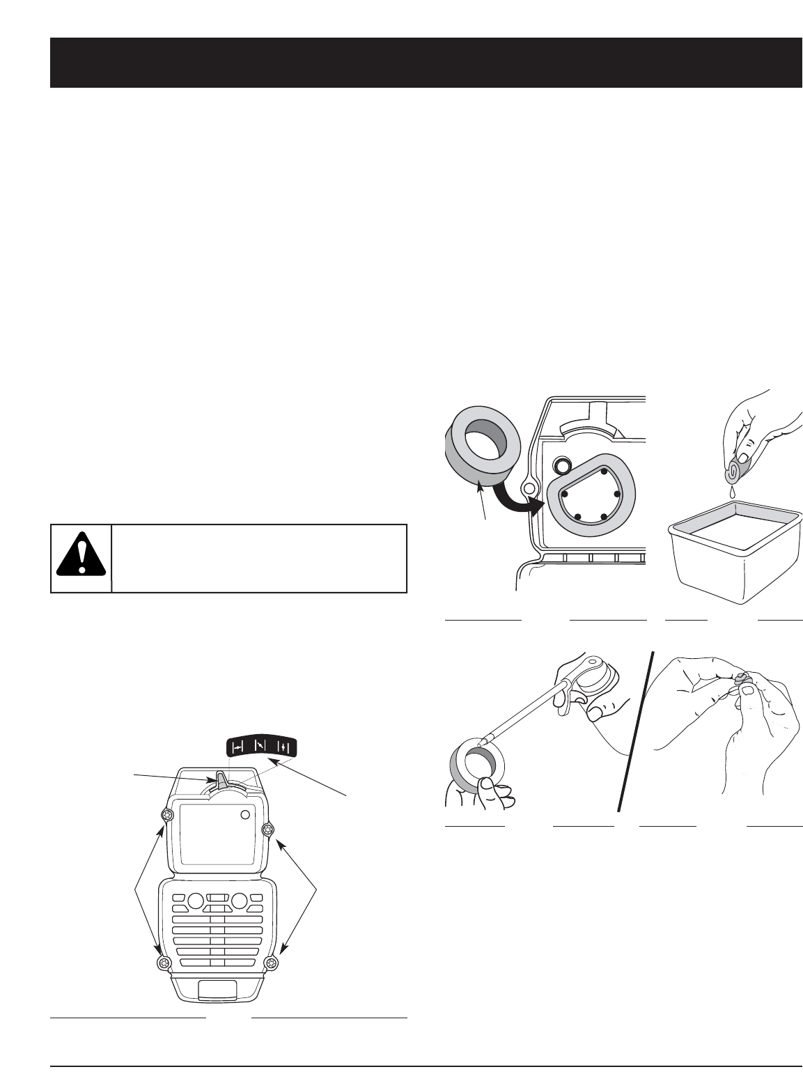 Page 13 of McCulloch Trimmer MT700 User Guide