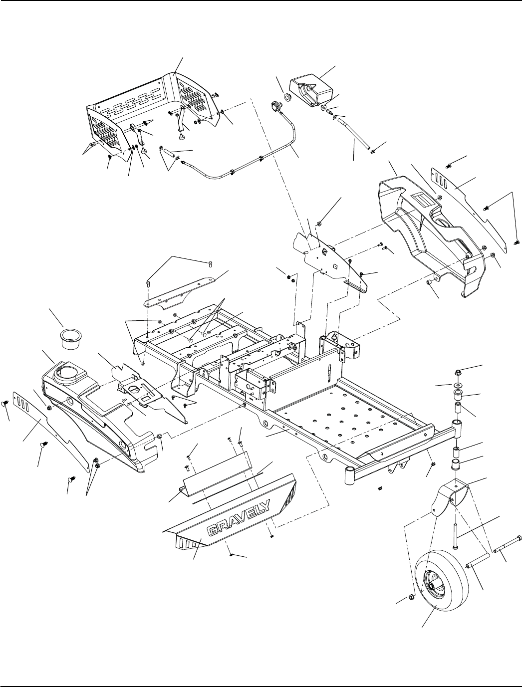 Page 8 of Gravely Lawn Mower 4699300 7/15 User Guide