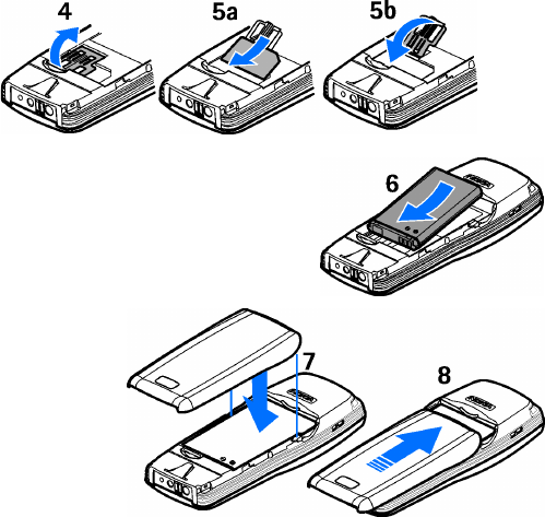 Page 14 of Nokia Cell Phone 1101 User Guide