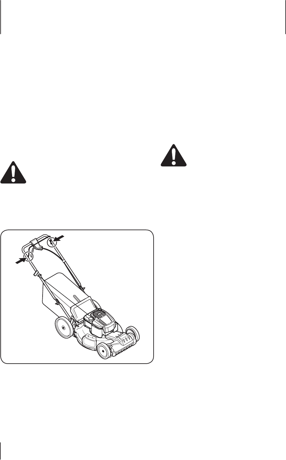 Page 16 of Troy-Bilt Lawn Mower TB230 User Guide