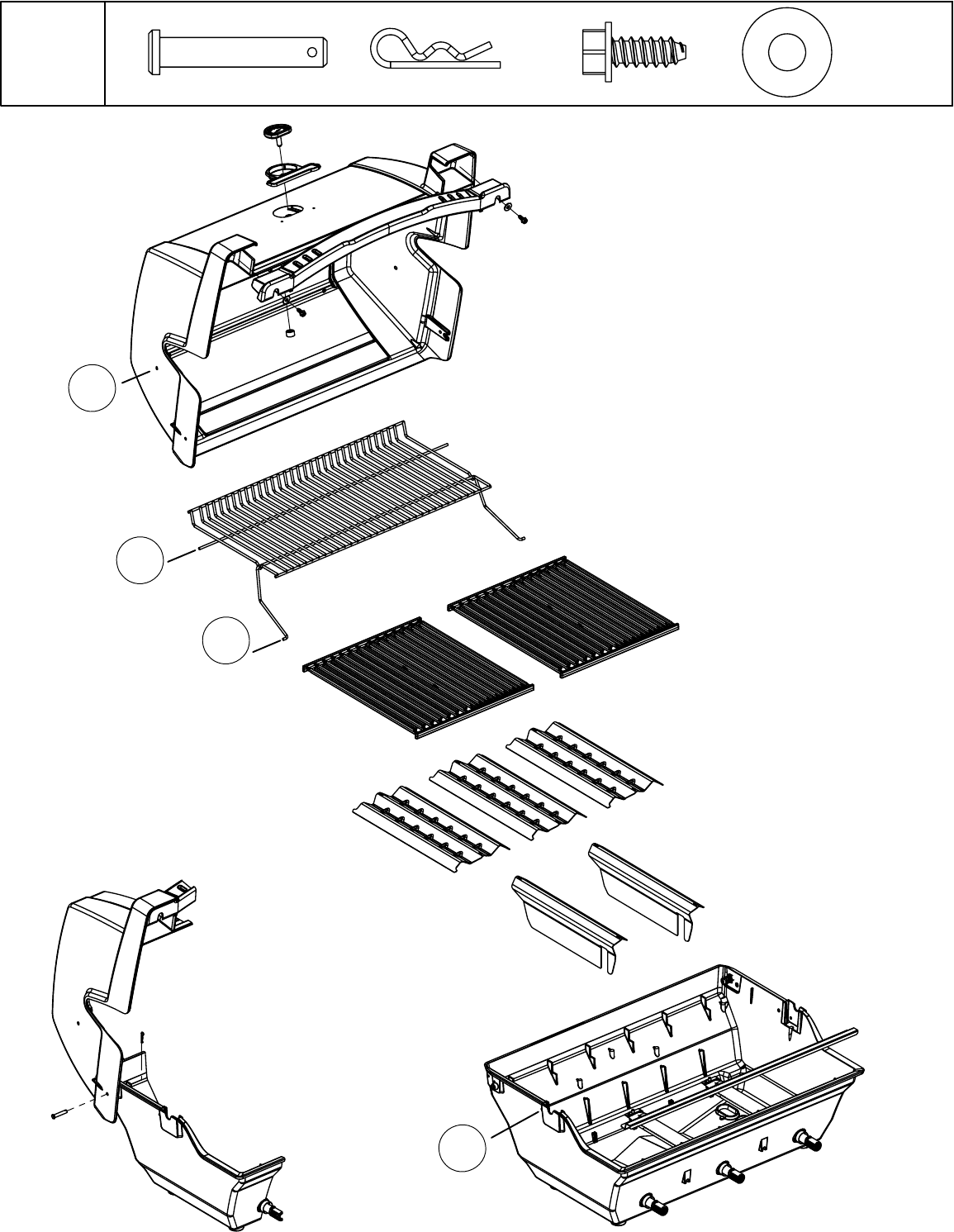 Page 9 of Broil King Gas Grill 9865-77 User Guide