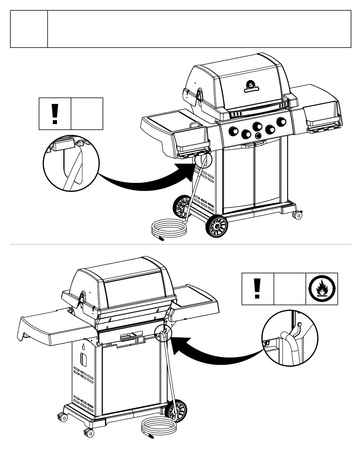 Page 11 of Broil King Gas Grill 9865-54 User Guide