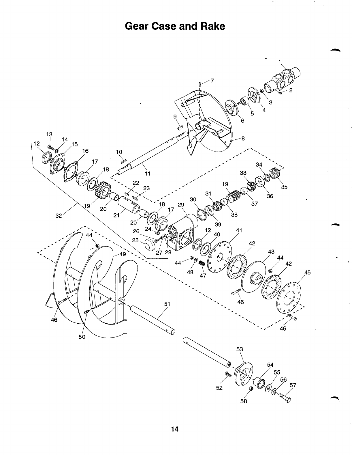 Page 18 of Gravely Snow Blower 833007 (48641) User Guide