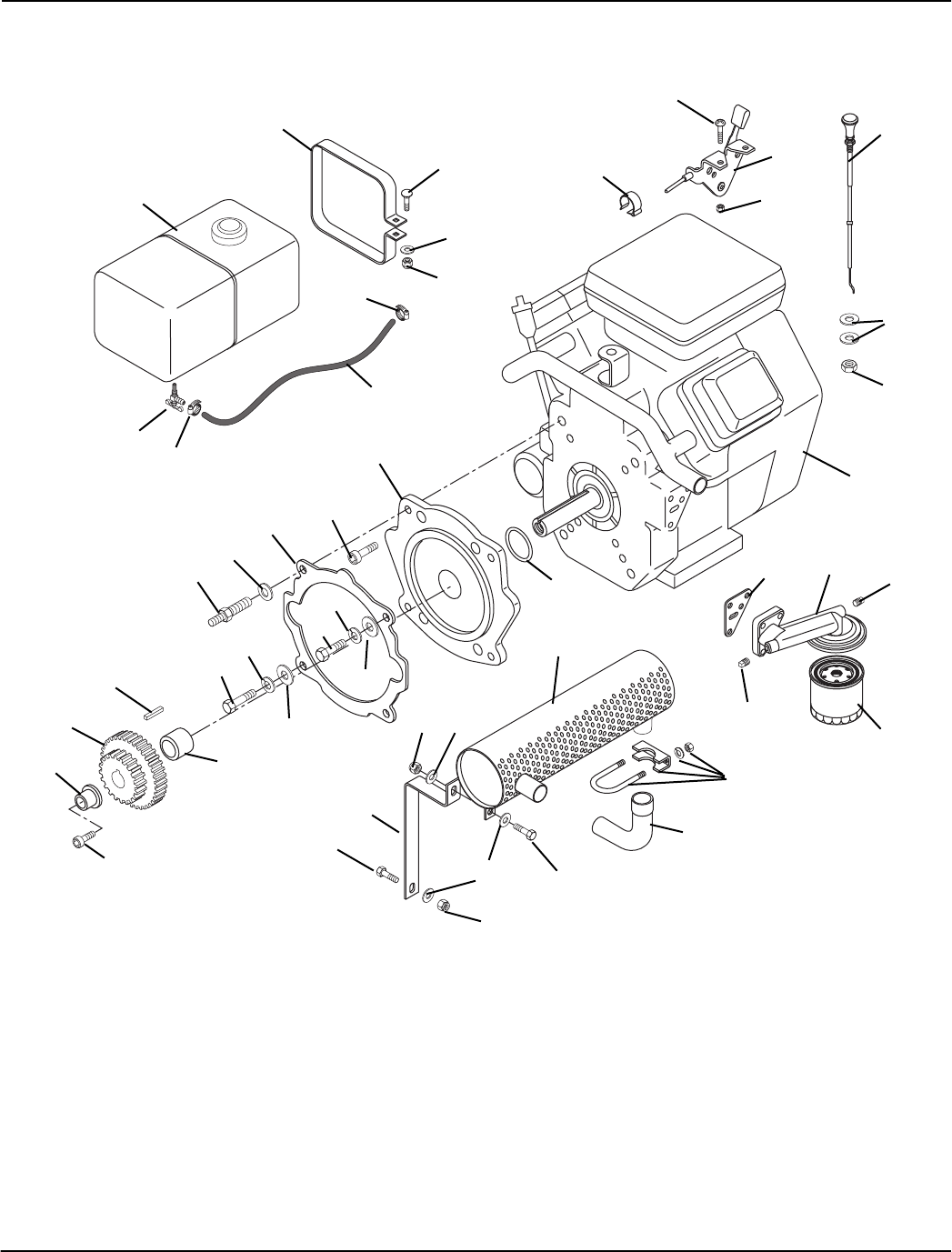 Page 28 of Gravely Lawn Mower 08499200B User Guide
