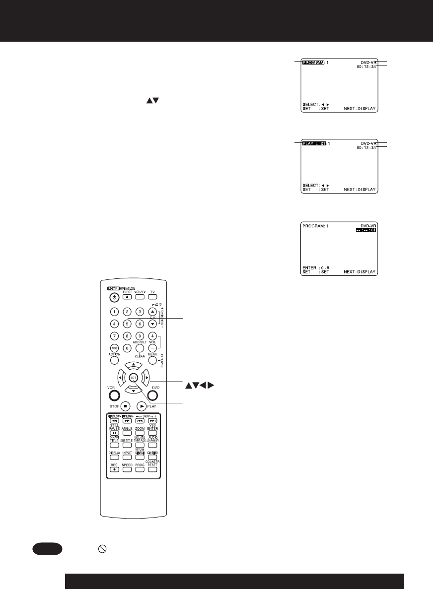 Page 46 of Panasonic DVD VCR Combo PV-D4734S User Guide