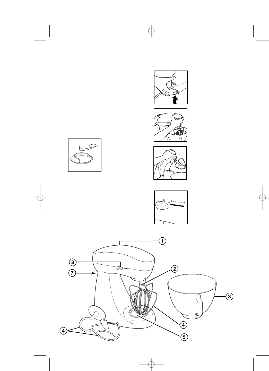 Page 62 of Hamilton Beach Mixer Stand Mixer User Guide