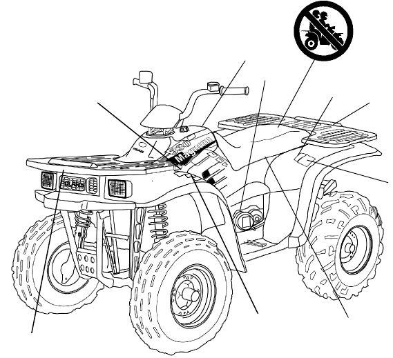 Page 31 of Polaris Offroad Vehicle Magnum 330 4x4 User