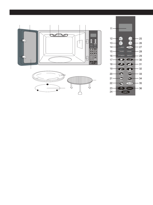 small resolution of page 7 of emerson microwave oven mwg9111sl user guide