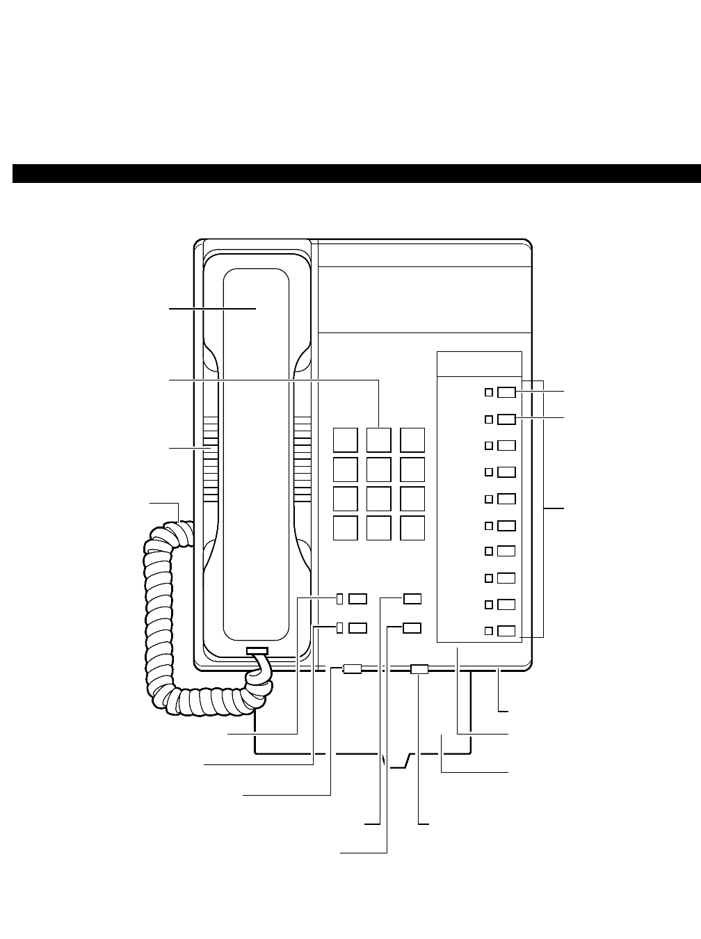 Page 18 of Toshiba Telephone 4000 User Guide