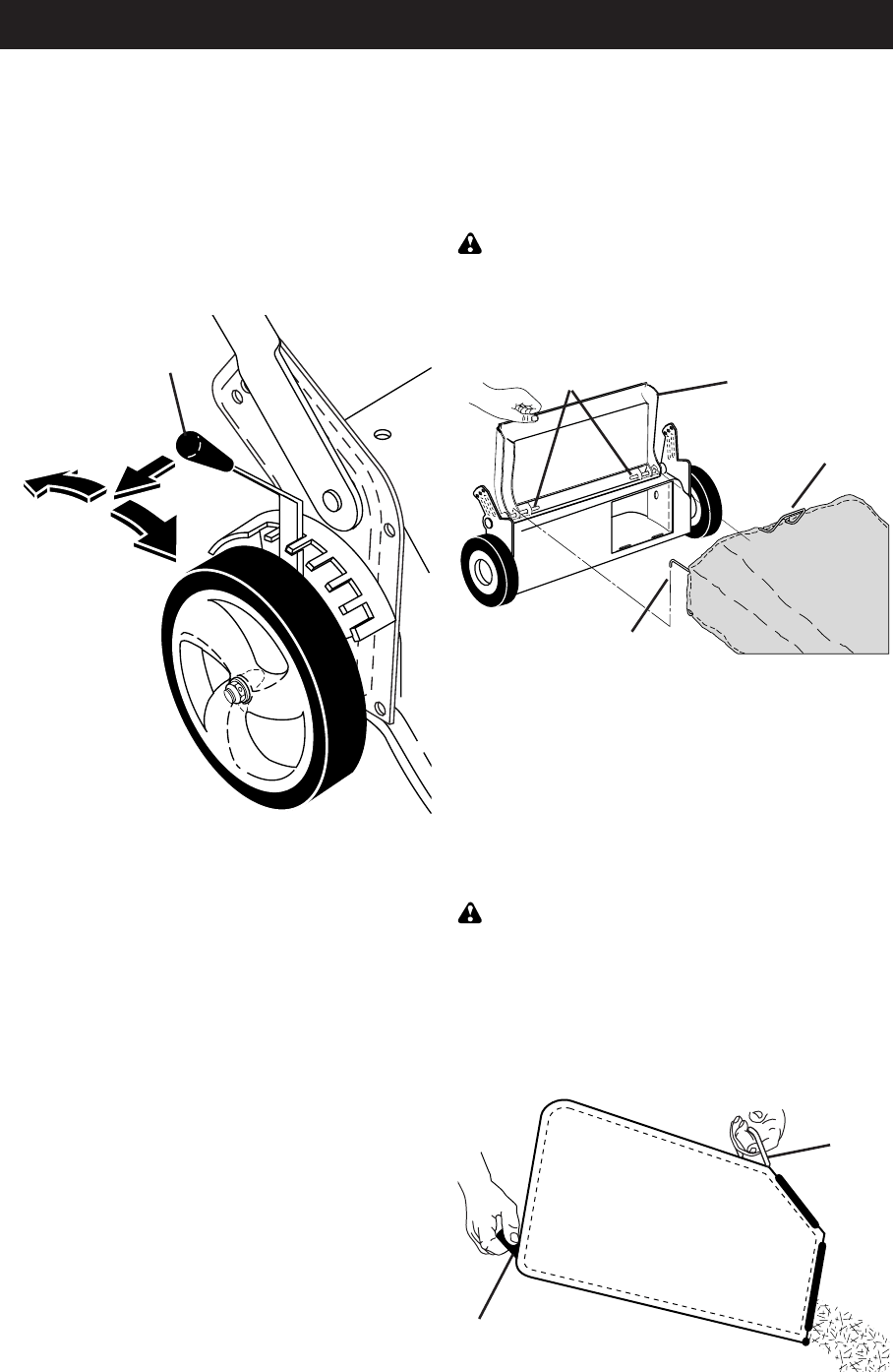 Page 9 of Weed Eater Lawn Mower WE20C User Guide