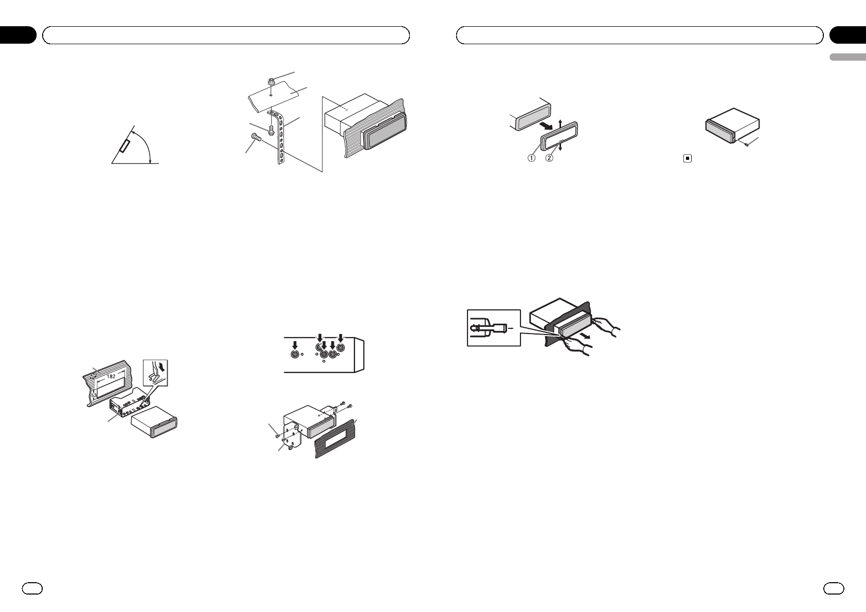 Page 7 of Pioneer CD Player DEH-1300MP User Guide