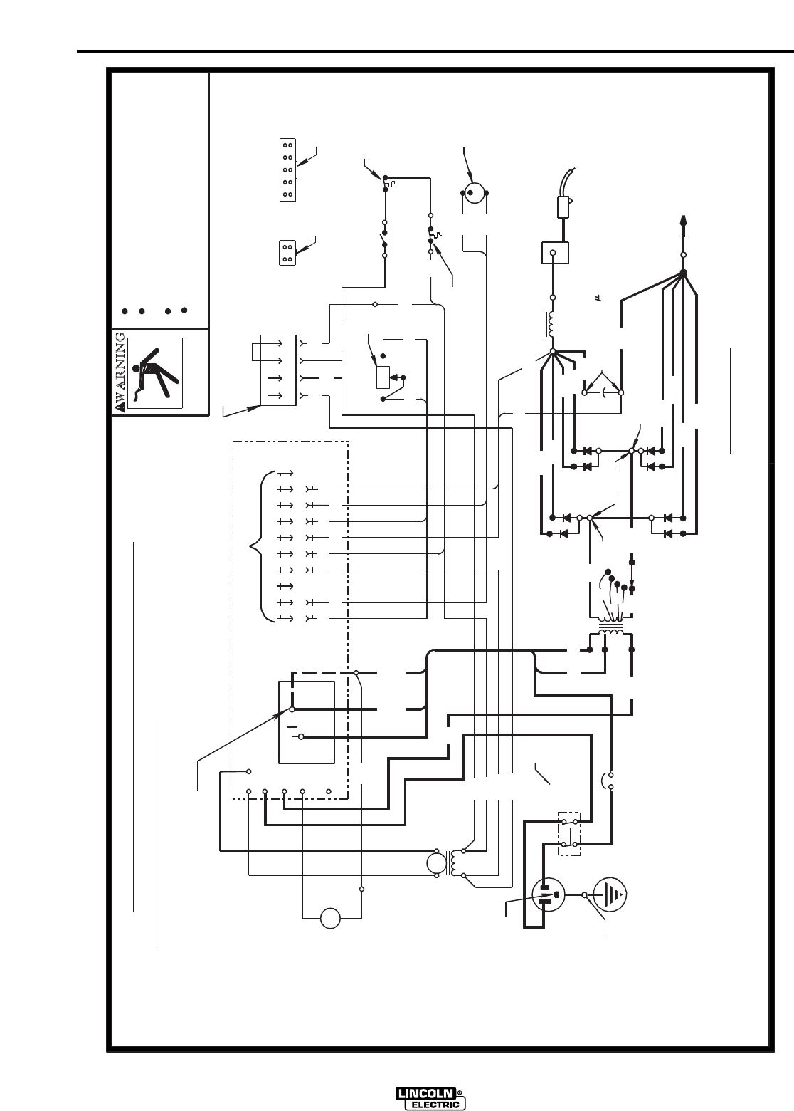 Page 6 of Lincoln Electric Welder SP 170-I User Guide