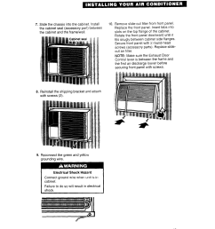 whirlpool 3pach21dd0 air conditioner user manual [ 1272 x 1426 Pixel ]