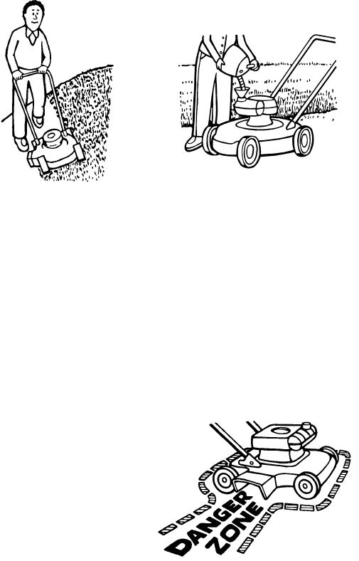 Page 7 of Murray Lawn Mower 20-inch User Guide