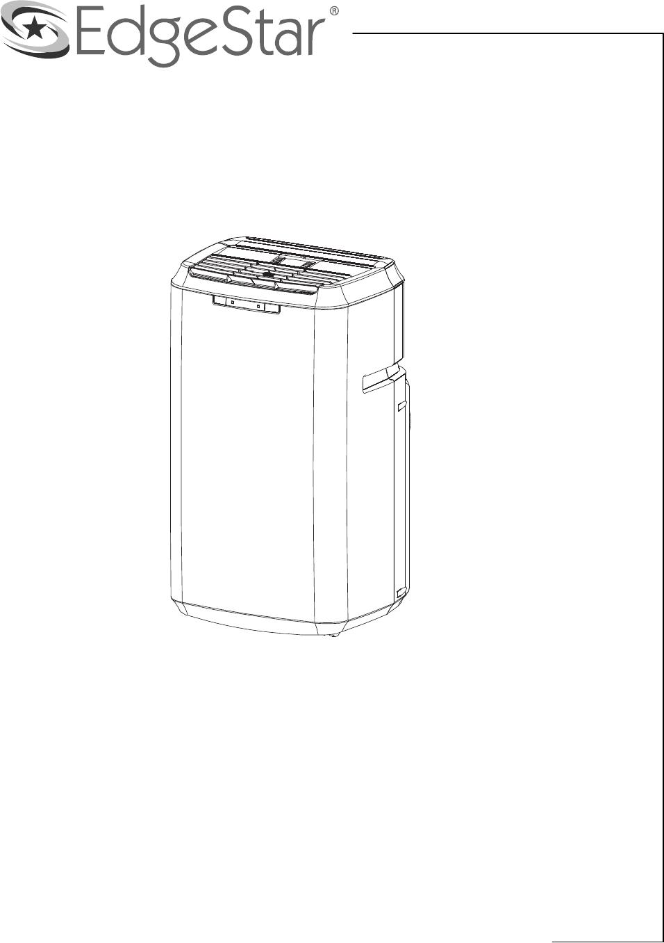 EdgeStar Air Conditioner AP14009COM User Guide