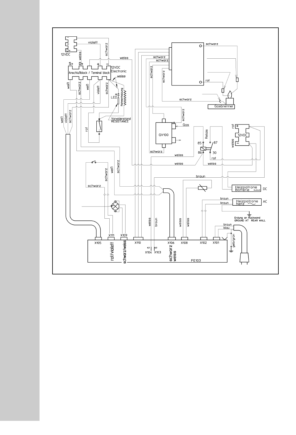 Page 29 of Dometic Refrigerator RM 7655 L User Guide