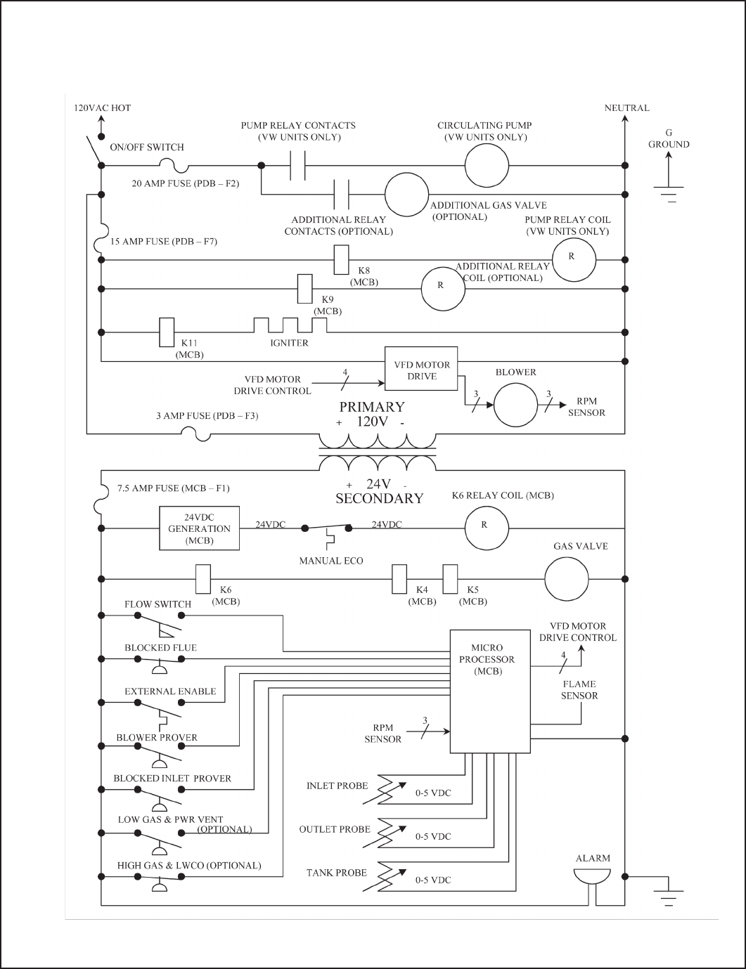 hight resolution of russell refrigeration wiring diagrams page 32 of town appliance a o smith boiler vb