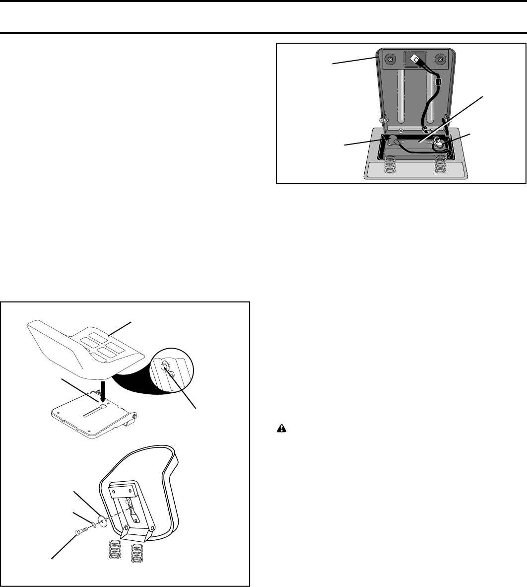 Page 7 of Poulan Lawn Mower PO17542STB User Guide