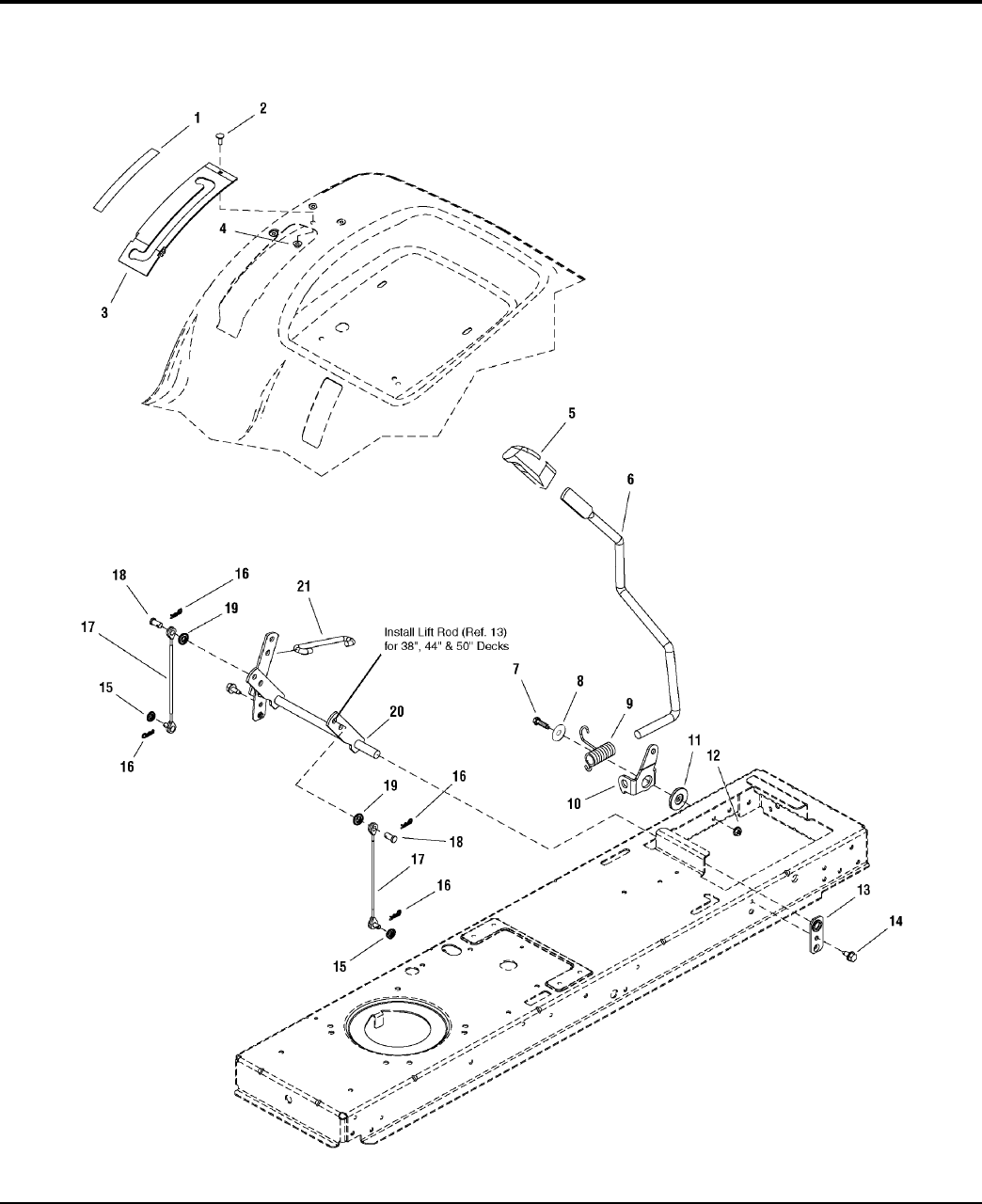 Page 24 of Simplicity Lawn Mower 20HP User Guide