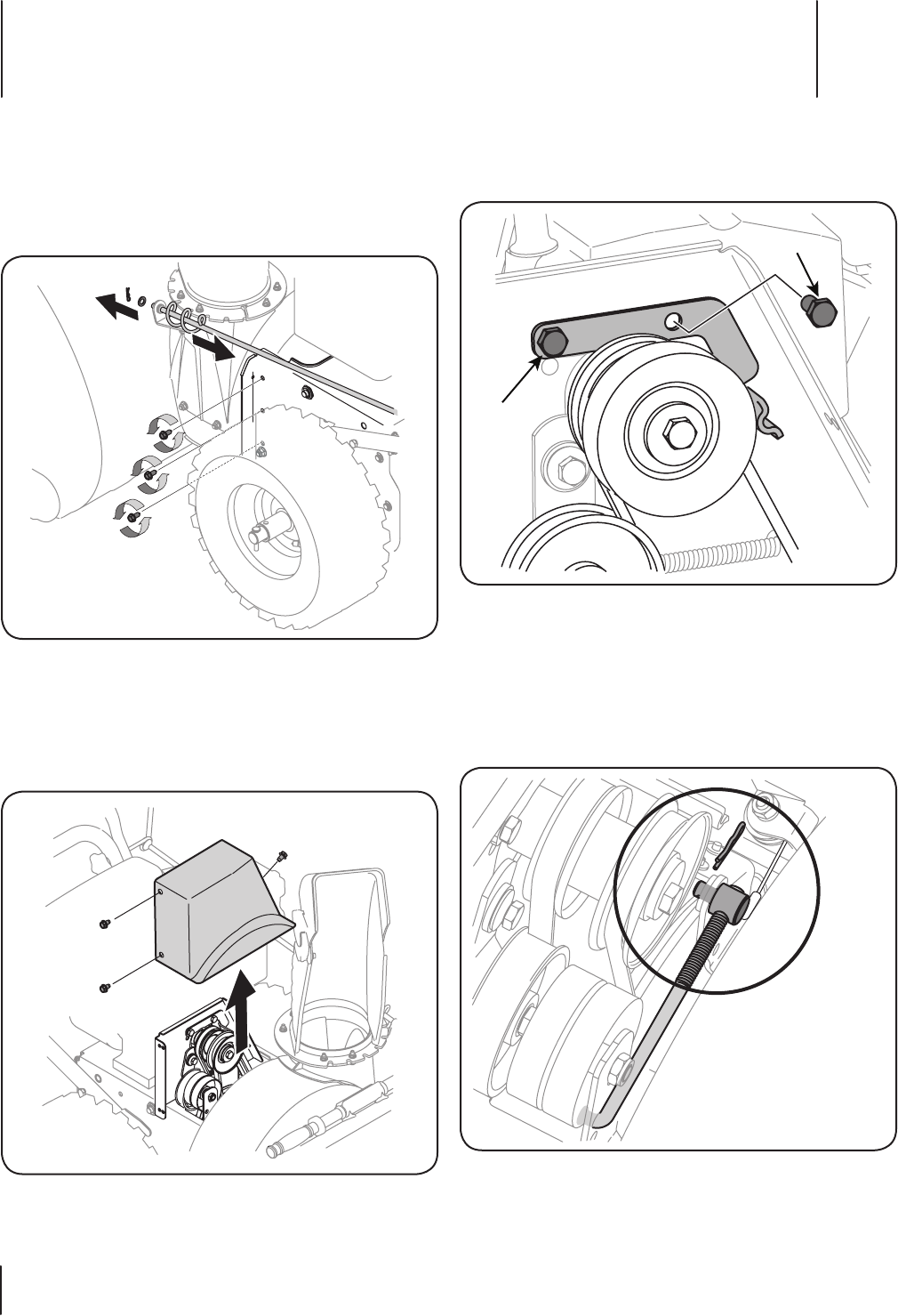 Page 18 of Cub Cadet Snow Blower 945 SWE User Guide