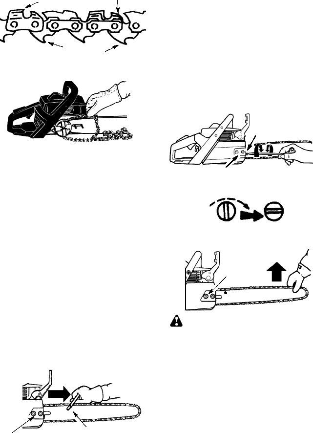 Page 7 of Poulan Chainsaw 2750, 2775, 2900, 3050 User