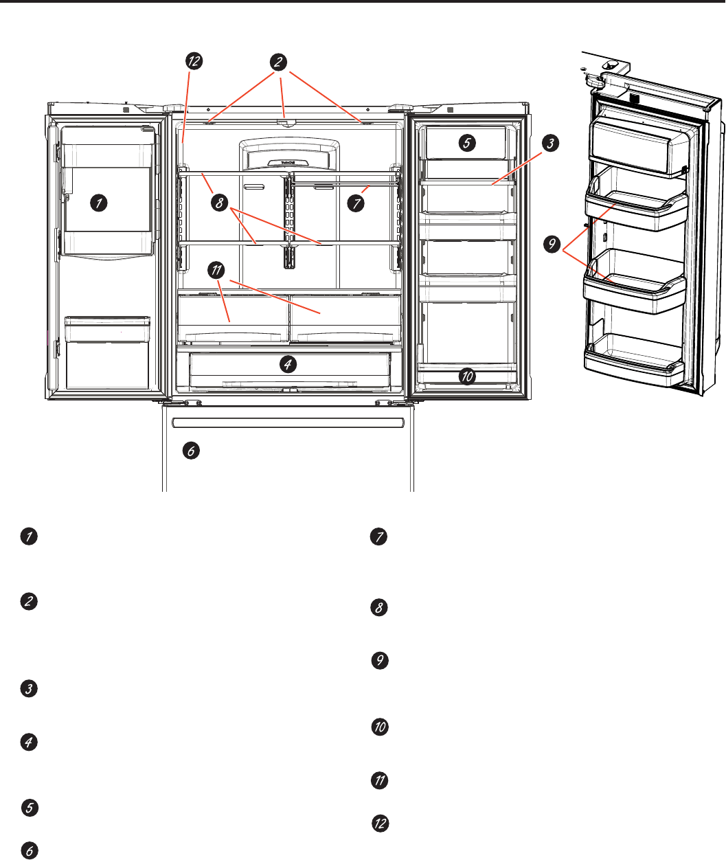 Page 94 of GE Refrigerator GFE28HMHES User Guide