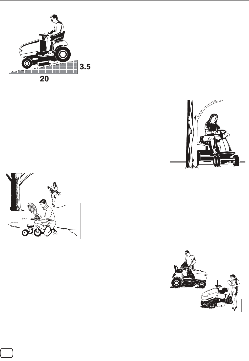 Page 5 of Snapper Lawn Mower 7800918-00 User Guide