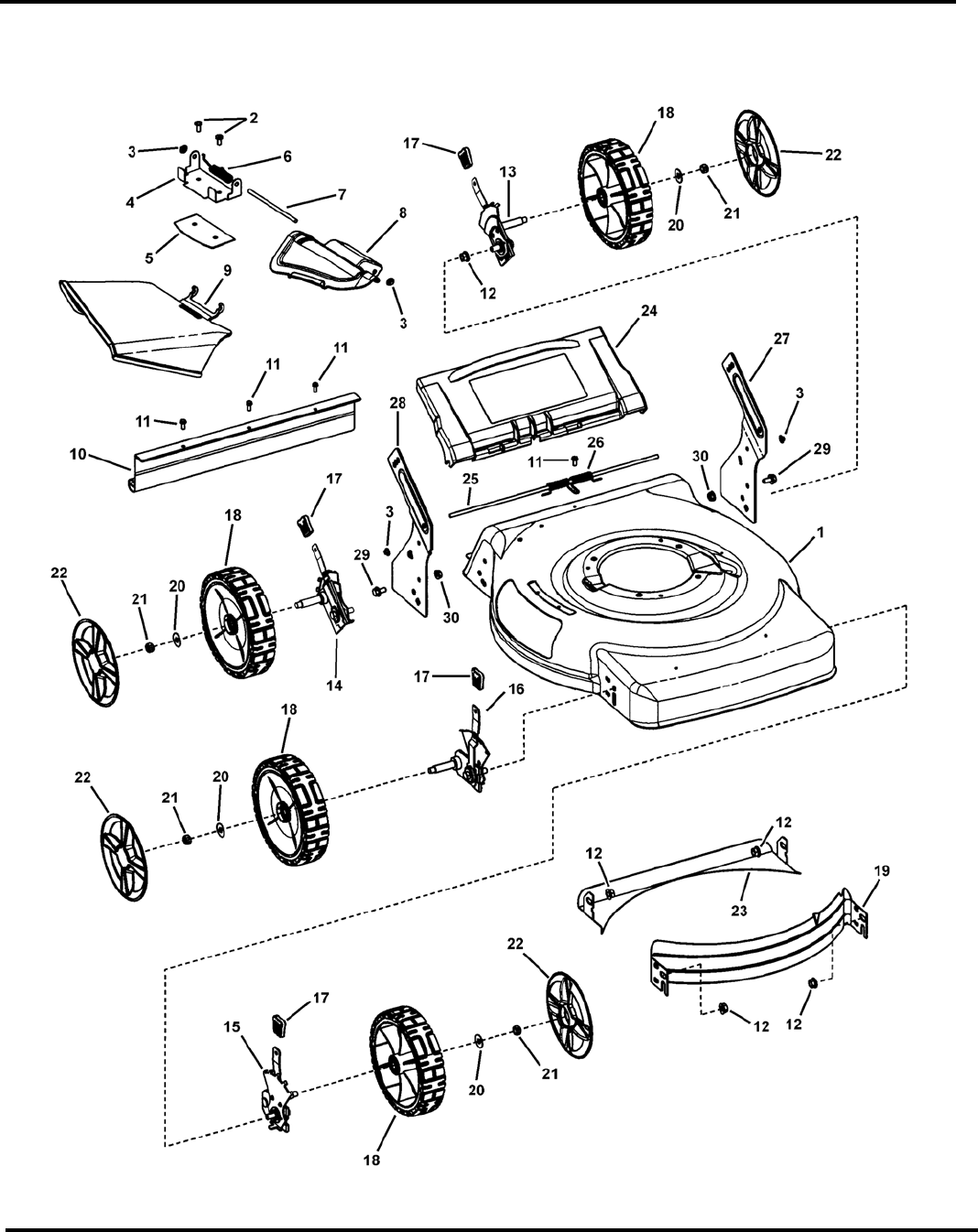 Page 8 of Briggs & Stratton Lawn Mower 7800604 User Guide