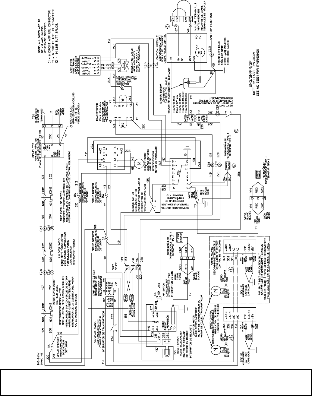 middleby marshall wiring diagram