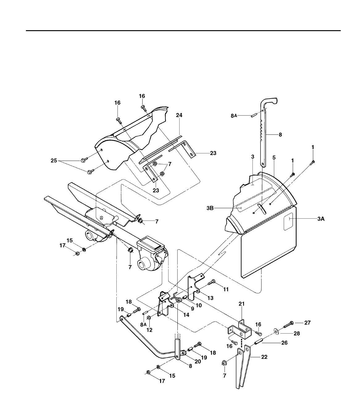 Page 4 of Troy-Bilt Tiller 12191-5HP User Guide