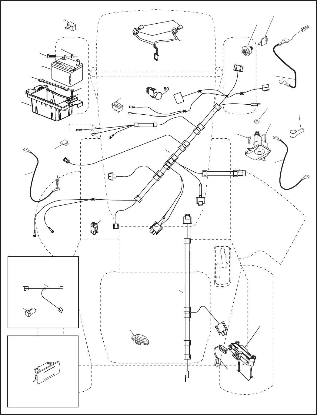 Page 31 of Husqvarna Lawn Mower 03002 User Guide