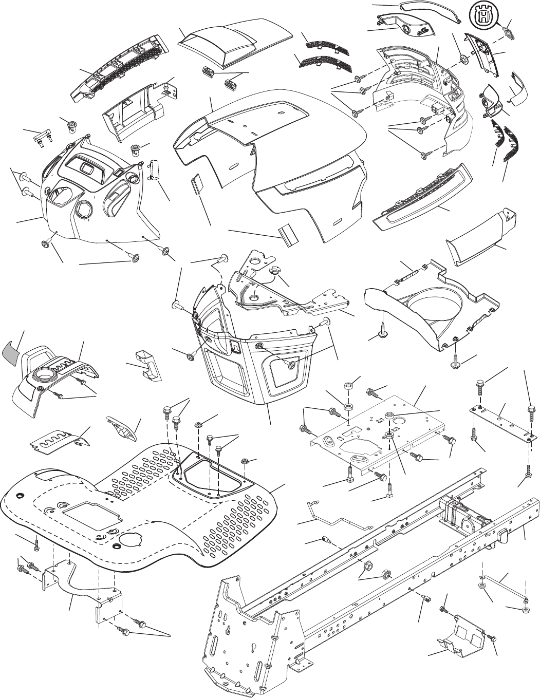 Page 33 of Husqvarna Lawn Mower 03002 User Guide