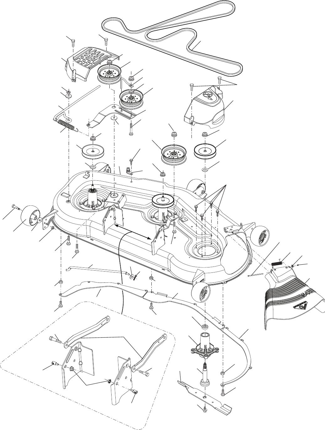 Page 41 of Husqvarna Lawn Mower 03002 User Guide
