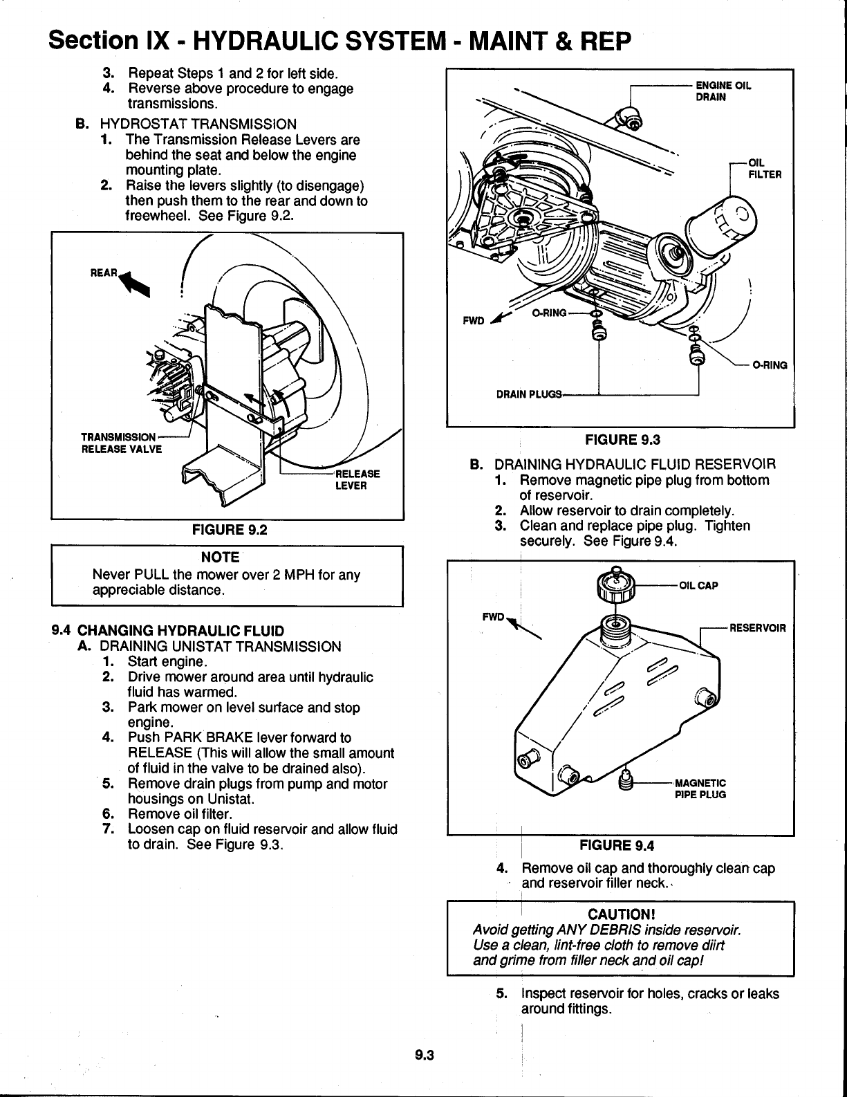 Page 59 of Snapper Lawn Mower 07220 User Guide