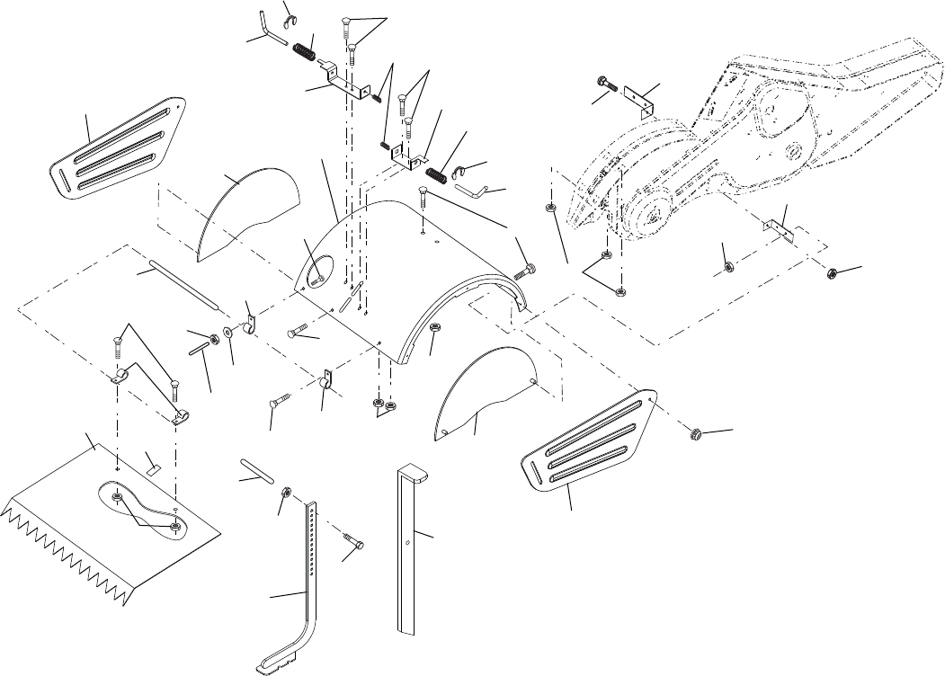 Page 26 of Ariens Tiller 90102800 User Guide