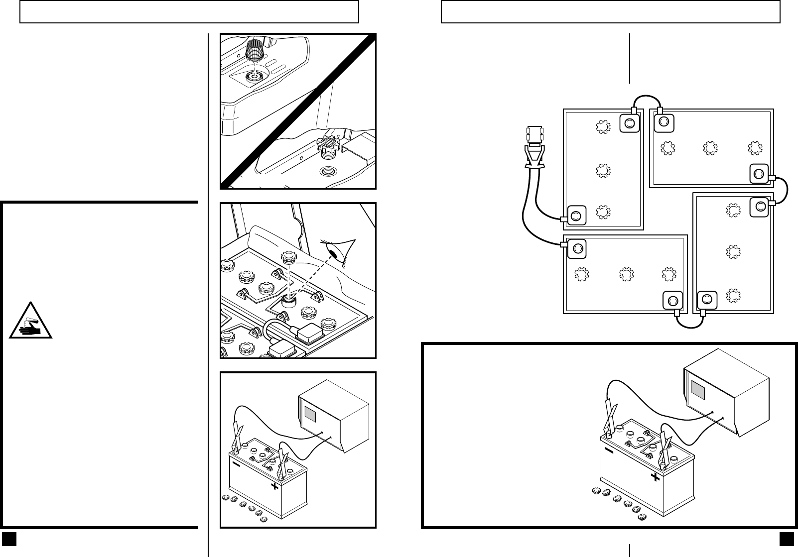 Page 9 of Electrolux Carpet Cleaner W 345 B/M User Guide