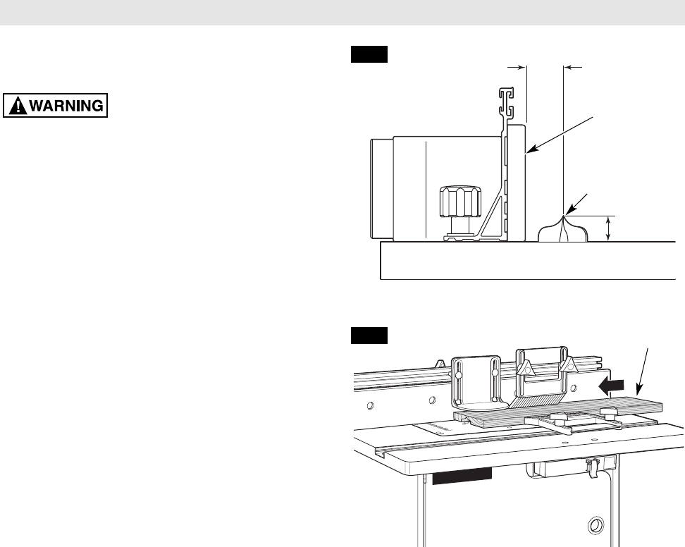 Page 30 of Bosch Power Tools Router RA1171 User Guide