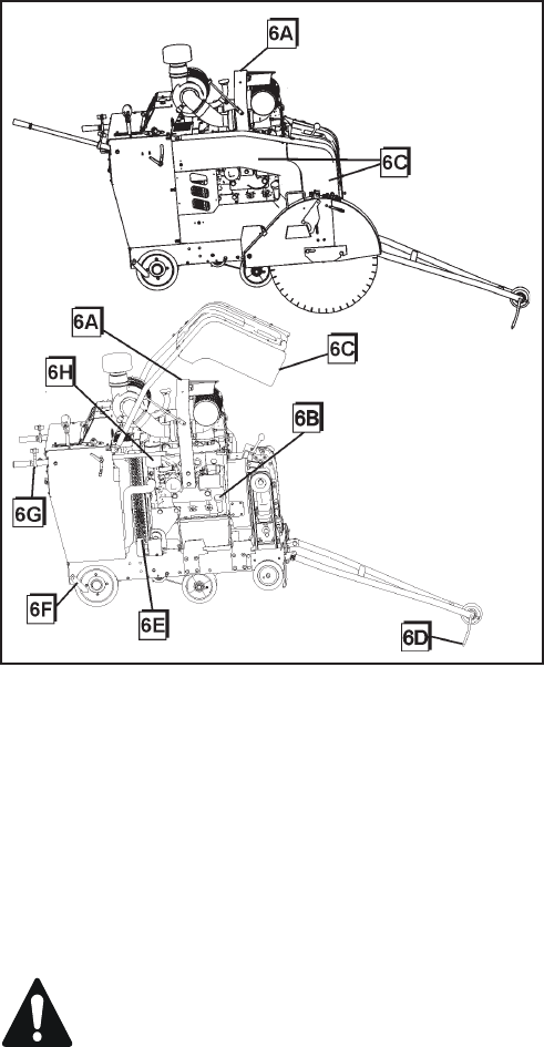 Page 50 of Husqvarna Saw FS 6600 D User Guide