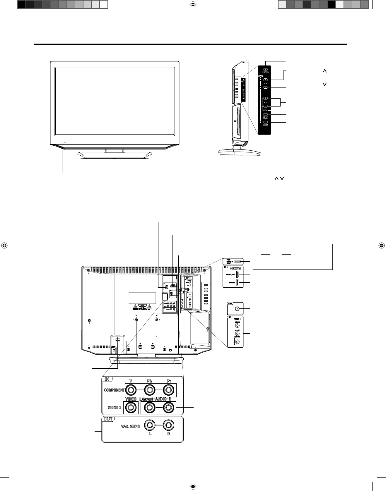 Page 12 of Hitachi Flat Panel Television L26D205 User